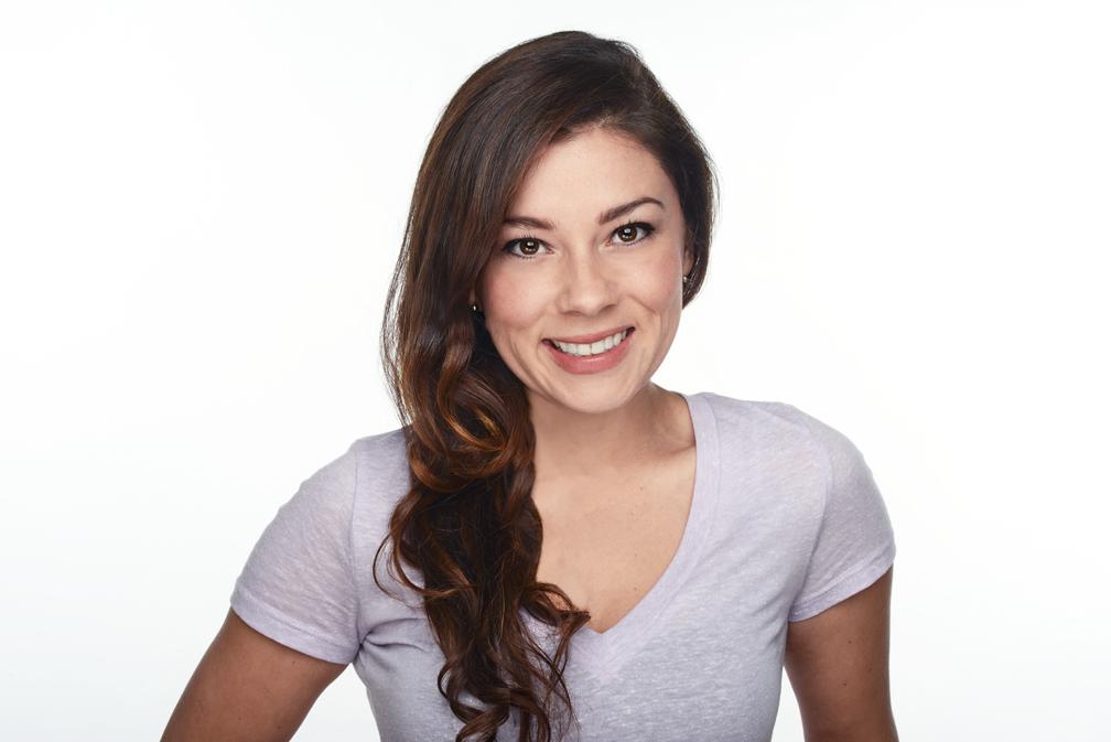 Caroline Concordia - Toronto Actor